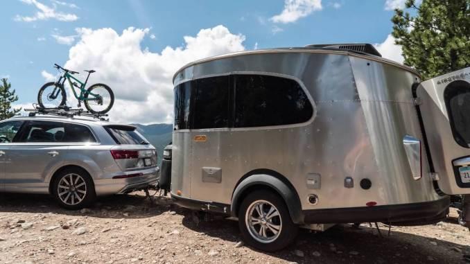 Remolques Basecamp inspirado en el Airstream