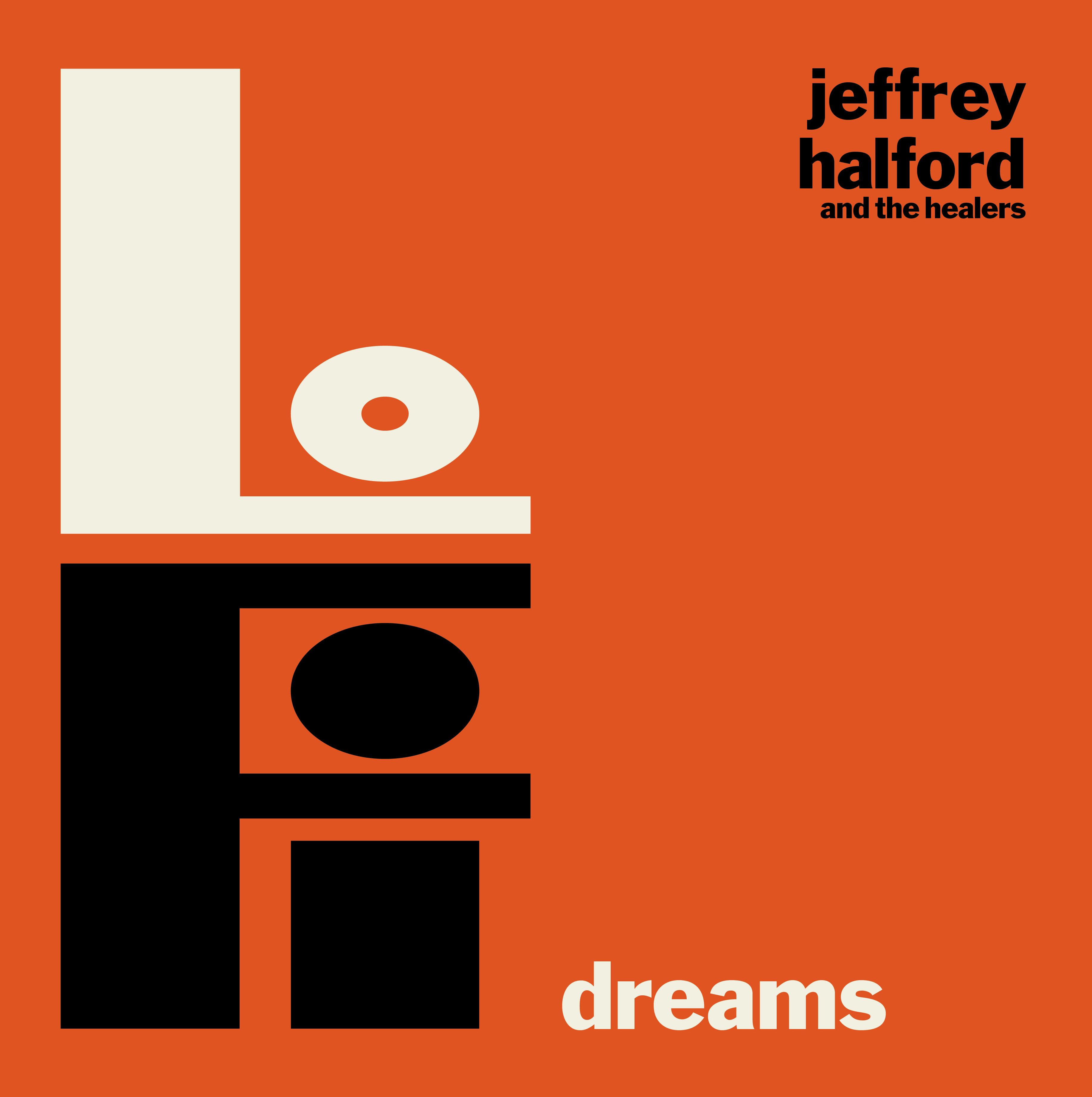 JEFFREY HALFORD AND THE HEALERS low-fi dreams CD COVER HI RES
