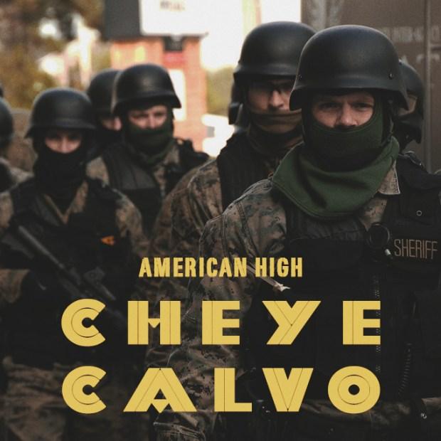 American High - Cheye Calvo