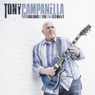 TONY CAMPANELLA TAKING IT TO THE STREET CD COVER ART