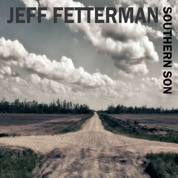 JEFF FETTERMAN SOUTHERN SON CD COVER ART