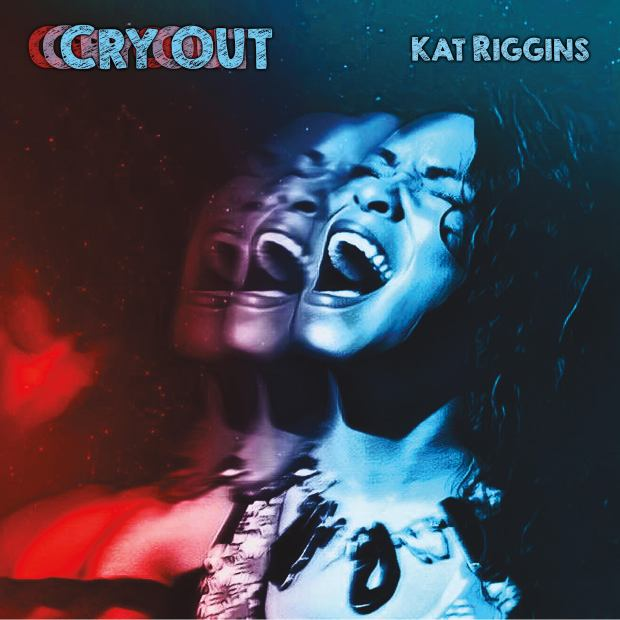 KAT RIGGINS CRY OUT CD COVER ART