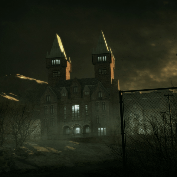 Mount Massive Asylum, Outlast