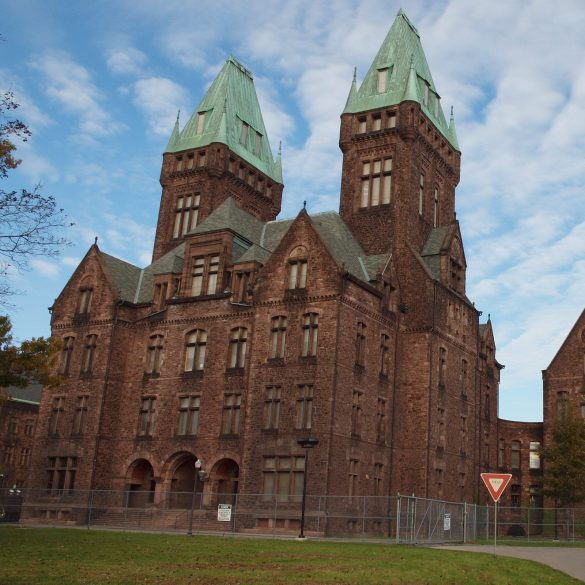 Richardson Olmsted Complex, Buffalo, NY
