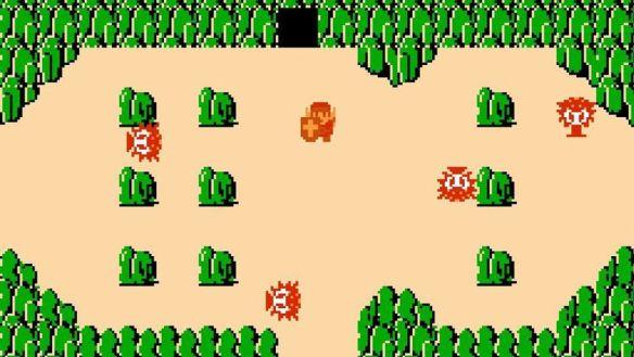 The Legend of Zelda, Nintendo