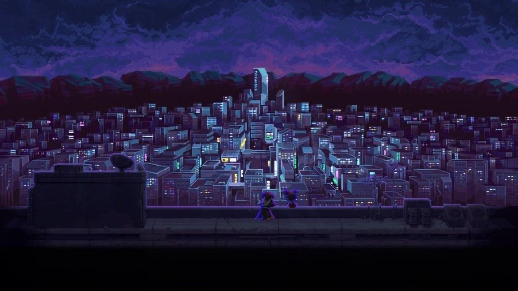 Katana ZERO City