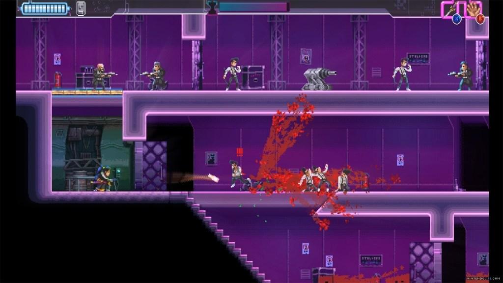 Katana ZERO Gameplay