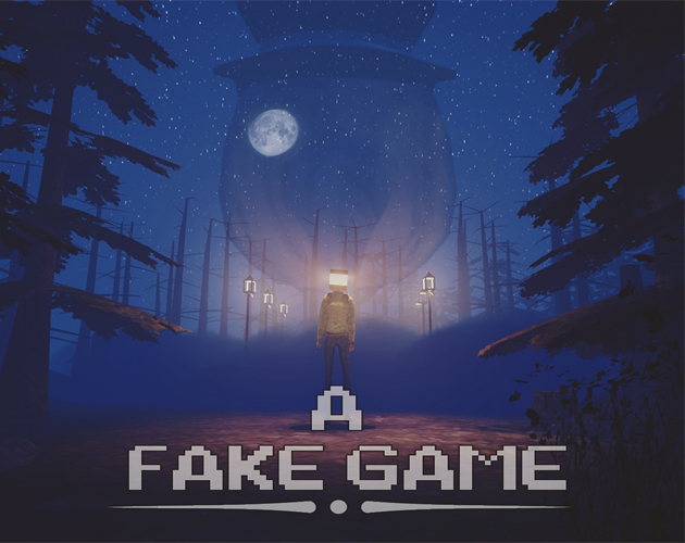 'A Fake Game,' Puzzling You Till The End