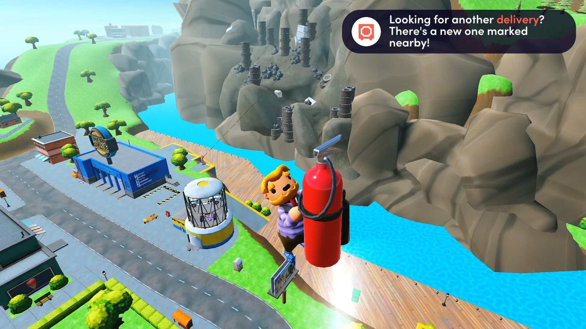 'Totally Reliable Delivery Service' Delivers A Ton of Fun in a Small Package