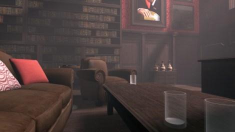 Boss' room