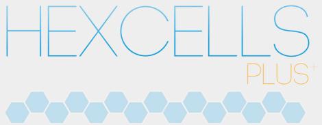 Hexcells Plus logo