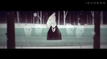 Year Walk screenshot - The Brook Horse