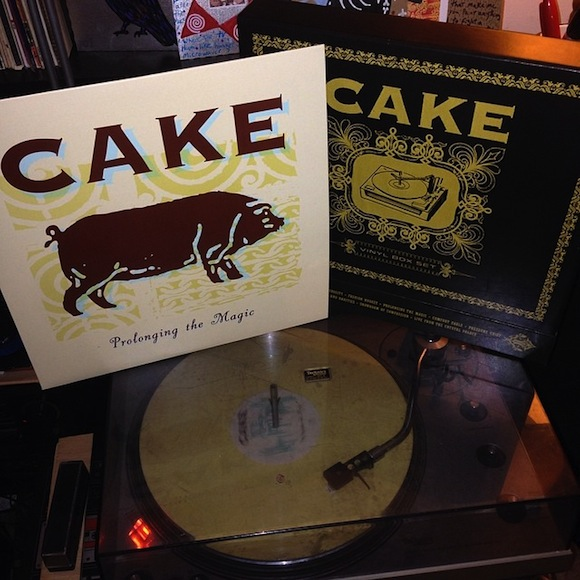Exclusive Top 30 Vinyl Albums From Cake Built To Spill