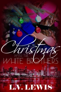 Blitz: Christmas With The White Brothers by L.V. Lewis
