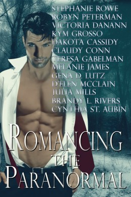 Tour: Romancing the Paranormal Anthology