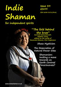 Indie Shaman Magazine Issue 39