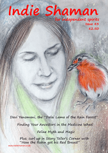 Issue 43 of Indie Shaman magazine, online version
