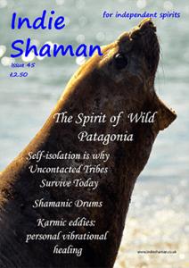 Indie Shaman magazine issue 45, PDF version