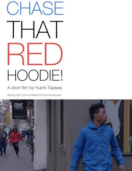 Chase That Red Hoodie!