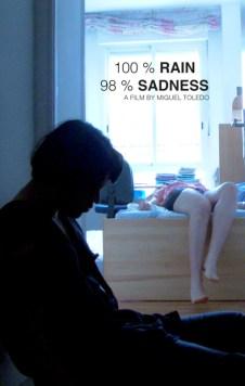 100 % Rain 98 % Sadness