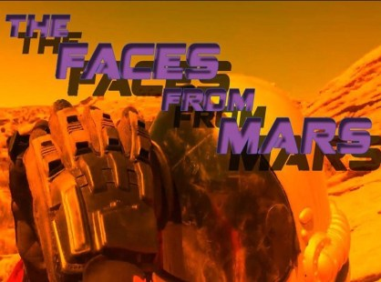 The Faces From Mars