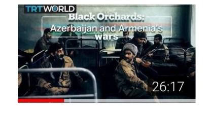 Black Orchards: Azerbaijan and Armenia's Wars