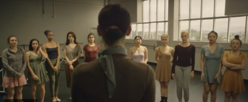 The Dancing Class