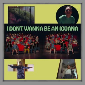 I Don't Wanna Be An Iguana