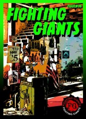 Fighting Giants Visual EP