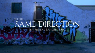 In the Same Direction: Jeff Pifher & Socrates' Trial
