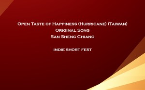 Open Taste of Happiness (Hurricane)