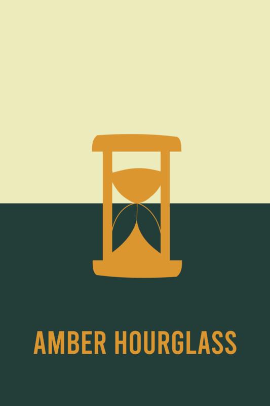 Amber Hourglass