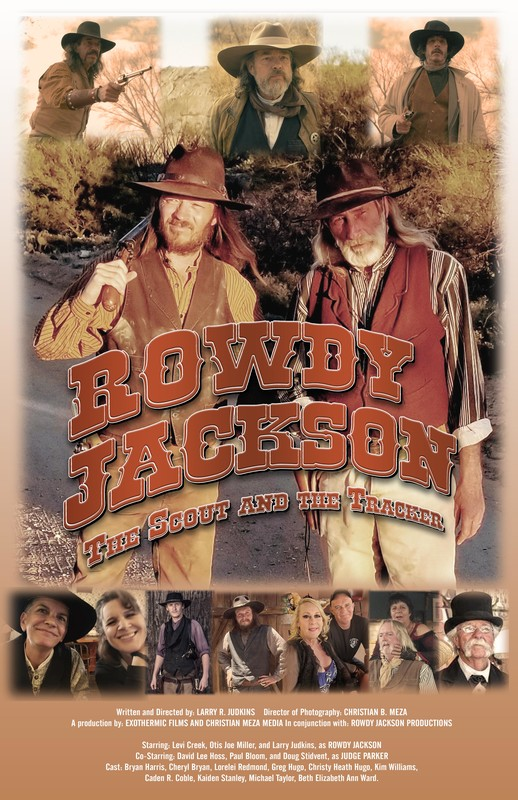 Rowdy Jackson, The Scout and The Tracker