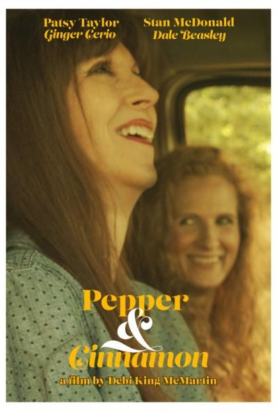 Pepper and Cinnamon