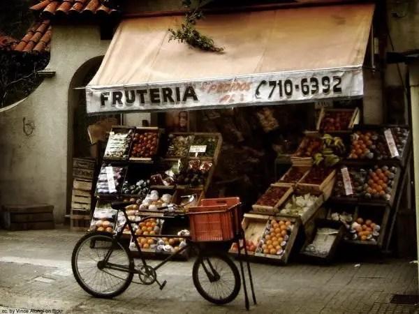 fruit stand montevideo uruguay