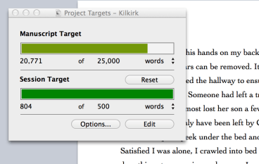 writing targets