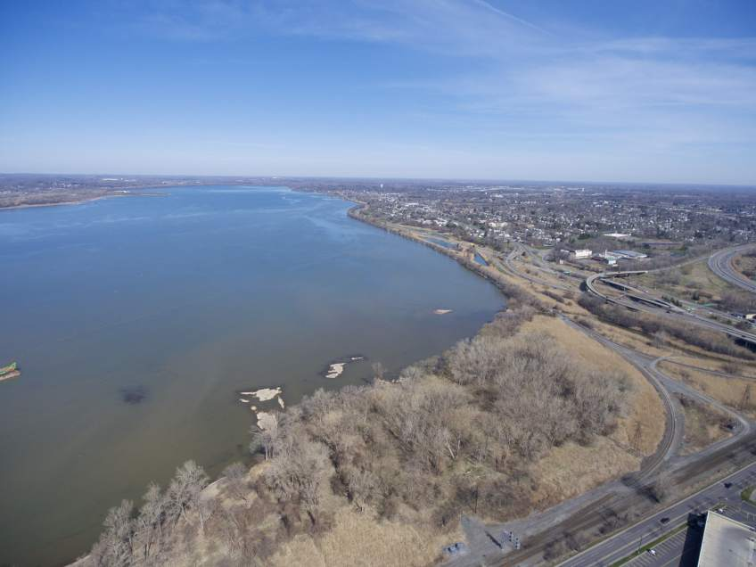 Onondaga Lake South Shoreline
