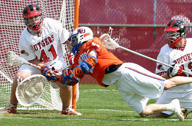 Syracuse To Host International Scrimmage as part of Lax Weekend