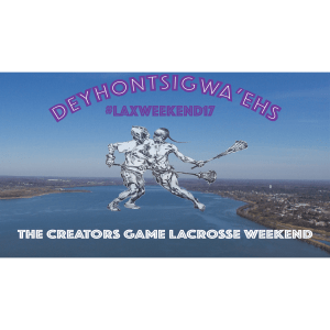 Commemorative Booklet on the Origins of Lacrosse