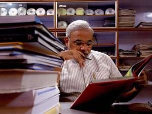 Narendra Modi Workaholic