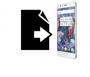 How to connect OnePlus Three to pc