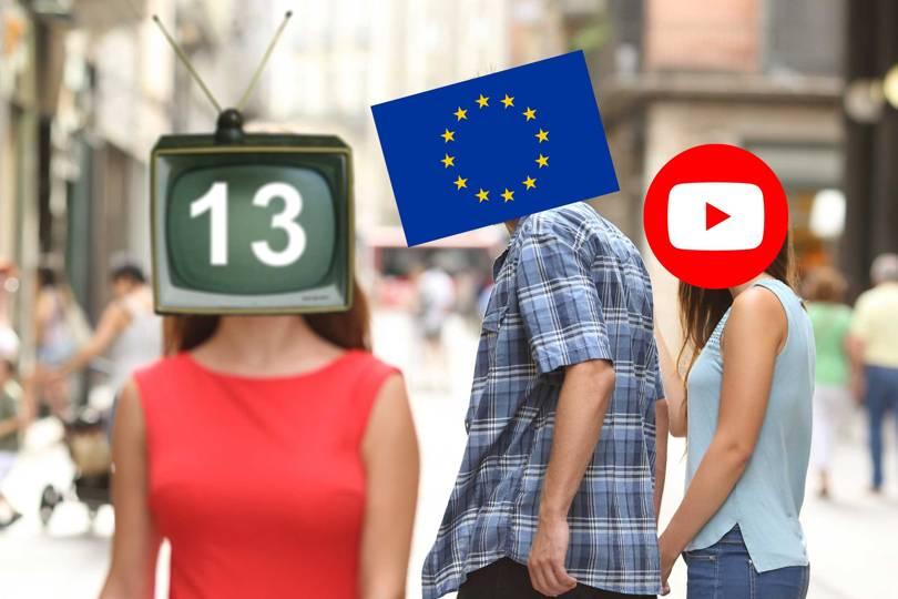 Wat is artikel 13? Het nieuwe auteursrechtelijk plan van de EU uitgelegd