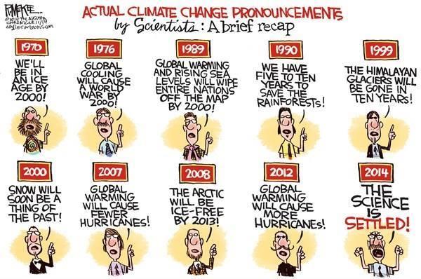 Wat de opkomst van rechts-populisme in Europa betekent voor ontkenning van de klimaatwetenschap
