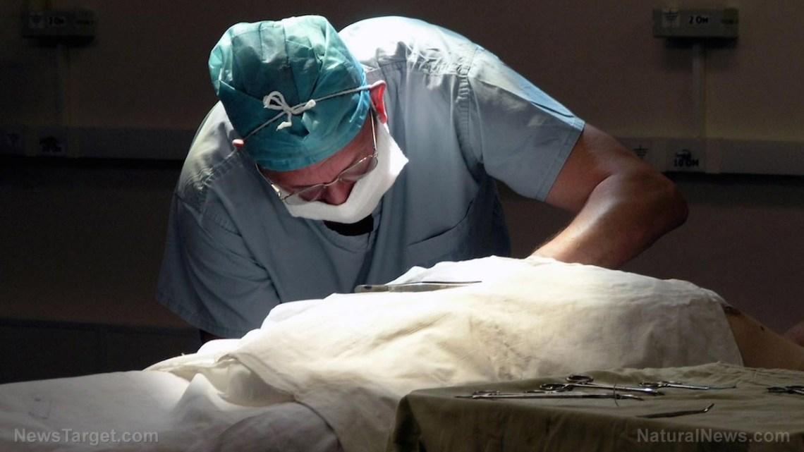 Orgaandonor het corrupte medische systeem? een gruwelijke nieuwe wetenschappelijke studie
