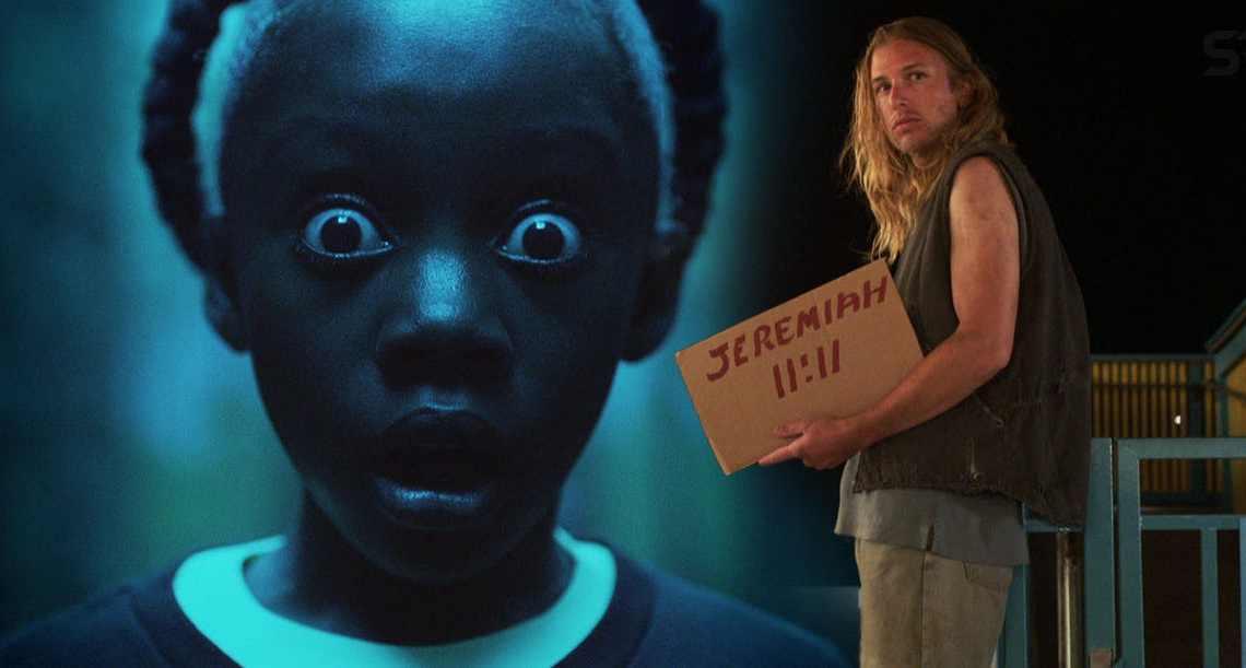 Was Jeremia 11:11 herhaaldelijk ingevoegd in de film 'Us' om een cryptisch bericht over de toekomst van Amerika te sturen?
