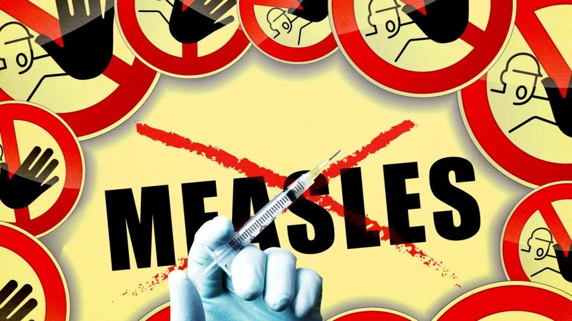 NYC-burgemeester De Blasio tegen anti-vaxxers wij bezitten uw lichamen