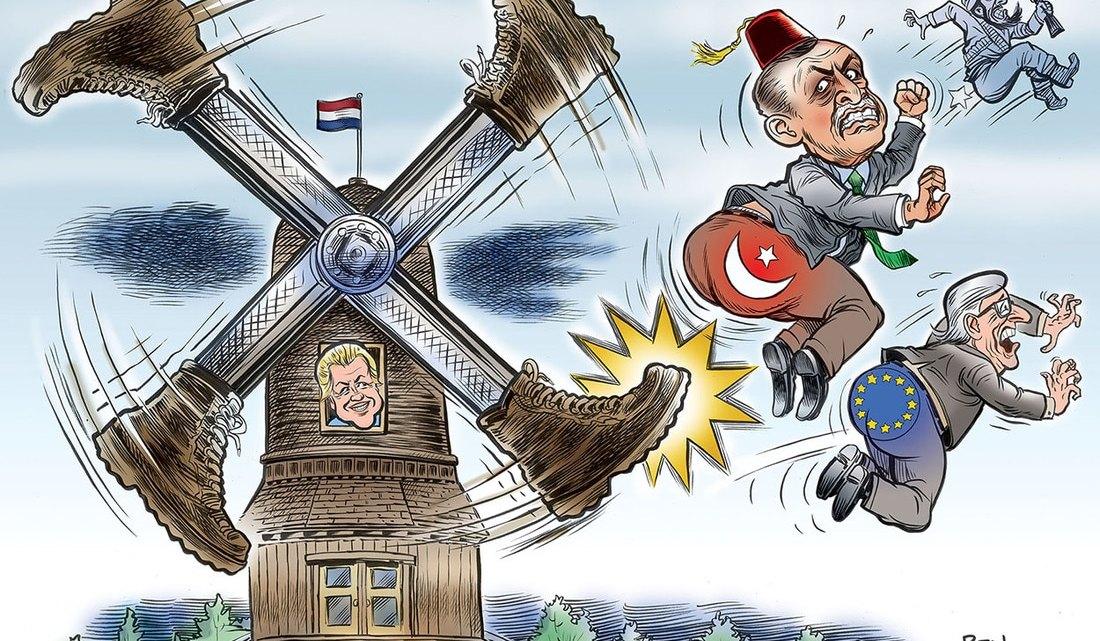 Migrantencrises in Europa, toevallig of vooraf ontworpen?