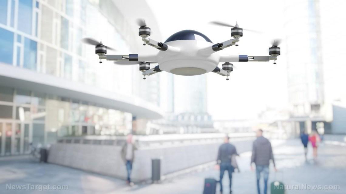 Bangkok gebruikt drones om luchtvervuiling tegen te gaan