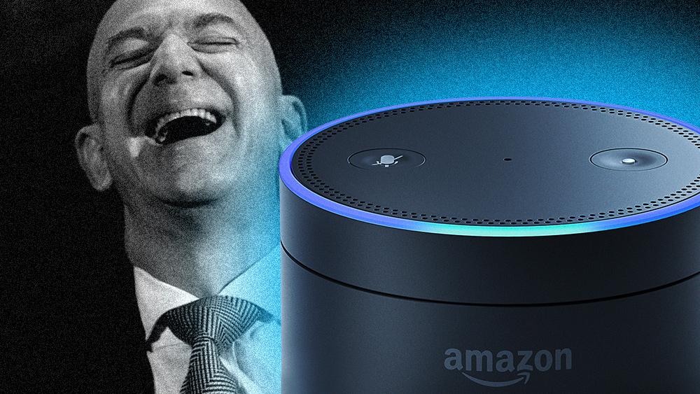 Geconfronteerd: als je Amazon Alexa bij je thuis gebruikt, ben je een ongelooflijk domme persoon