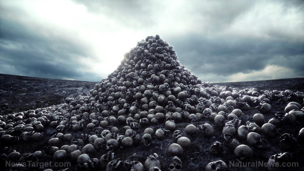 """Het globalistische plan om de mensheid uit te roeien begint nu: """"nutteloze eters"""" moeten worden geëlimineerd, zeggen globalisten"""